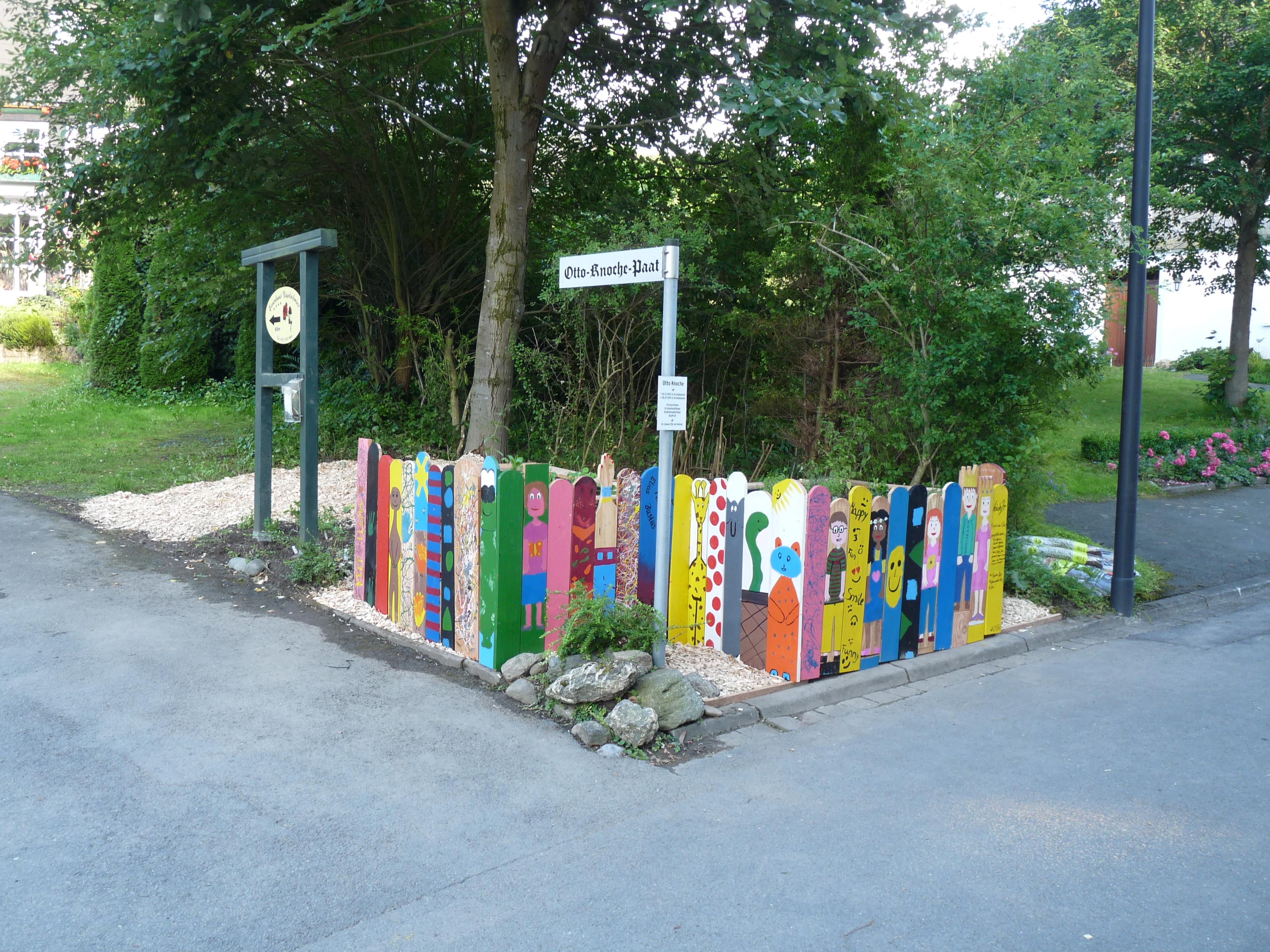 Sabine Menke Seite 2 Assinghausen Ein Dorf Ein Grosser Garten
